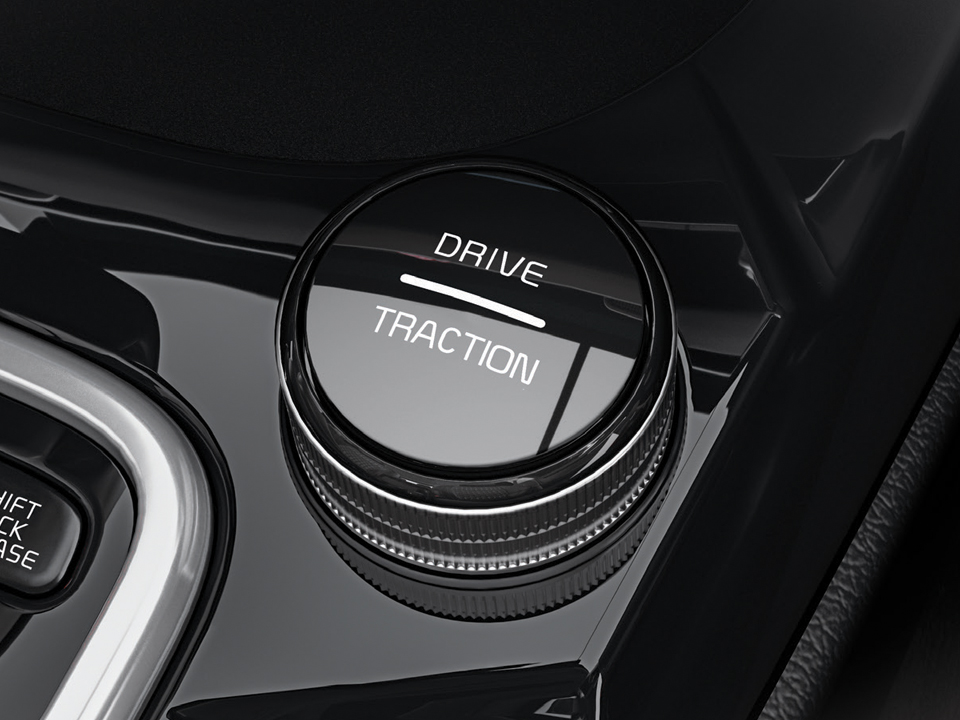 Drive Traction Selector